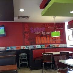 Photo taken at KFC by Juan D. on 1/18/2013