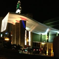 Photo taken at Dubai Palace Casino by Pau N. on 1/9/2013