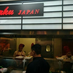 Photo taken at Sarku Japan by Shawn T. on 11/5/2015