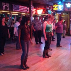 Photo taken at Cowboy Palace Saloon by Shawn T. on 4/8/2013