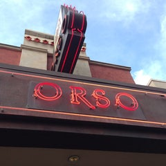 Photo taken at Orso by David D. on 6/20/2013