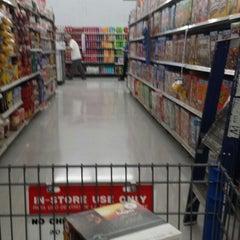 Photo taken at Walmart Supercenter by Ranon P. on 5/10/2014