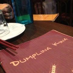 Photo taken at Dumpling King by Lindos23q on 7/20/2013