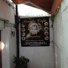 Photo taken at Bonda Cafe by Sharina M. on 2/14/2013