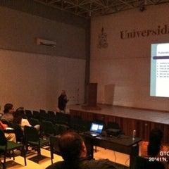 Photo taken at UQI by Carlos O. on 3/14/2014