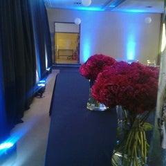 Photo taken at Pergola Club De Campo Las Salinas by Rodrigo D. on 12/5/2012