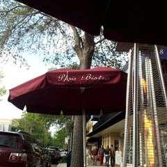Photo taken at Paris Bistro by Carrie J. on 3/1/2013