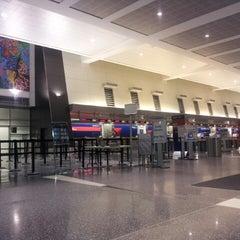 Photo taken at Terminal A by Stéphane F. on 5/14/2013