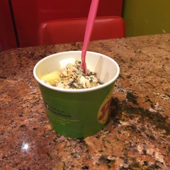 Photo taken at Froyo by Shiva S. on 4/4/2015