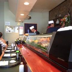 Photo taken at Sushi Masu by Efrain P. on 5/8/2013