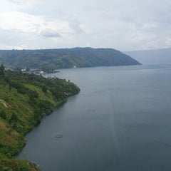 Photo taken at Danau Toba by liyana on 4/27/2013