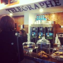 Photo taken at Telegraphe Café by álex G. on 3/16/2013