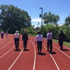 Photo taken at Johns Hopkins University - Eastern by Jay K. on 6/20/2014
