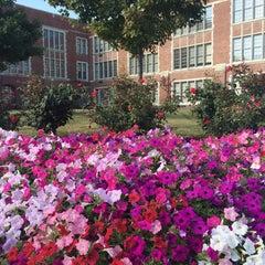 Photo taken at Johns Hopkins University - Eastern by Jay K. on 9/19/2014