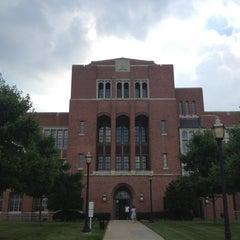 Photo taken at Johns Hopkins University - Eastern by Jay K. on 7/18/2013