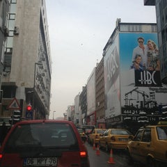 Photo taken at 27 Mayıs by Yaşar B. on 1/11/2013