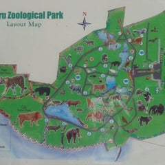 Photo taken at Nehru Zoological Park by Ashish R. on 6/8/2013
