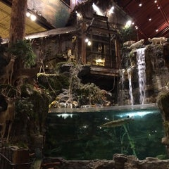 Photo taken at Bass Pro Shops by Tommy M. on 4/20/2014