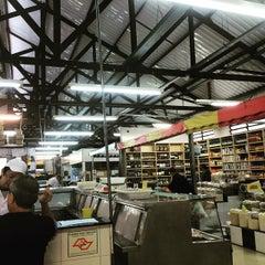 "Photo taken at Mercado Municipal do Tucuruvi ""Waldemar Costa Filho"" by Espaço Forwell P. on 5/31/2015"
