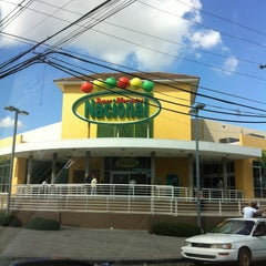 Photo taken at Supermercados Nacional by Heidi J. on 12/30/2012