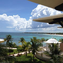 Photo taken at Barceló Maya Colonial by Thee-O O. on 10/2/2012