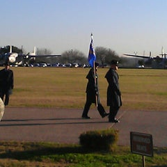 Photo taken at Lackland AFB by Gabrielle D. on 1/18/2013