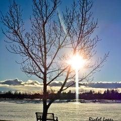 Photo taken at Emerson Lake by Richel L. on 2/7/2013