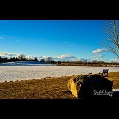 Photo taken at Emerson Lake by Richel L. on 2/10/2013