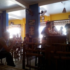 Photo taken at Hue Backpackers by Jojo R. on 1/21/2013