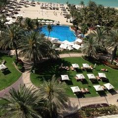 Photo taken at Le Méridien Mina Seyahi Beach Resort & Marina by Маринин Сергей on 3/31/2013