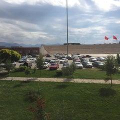 Photo taken at SDÜ Uzaktan Eğitim MYO by Yusuf K. on 9/28/2015