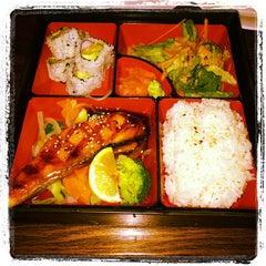 Photo taken at Kiraku Hibachi & Sushi by Edgar M. on 10/24/2013