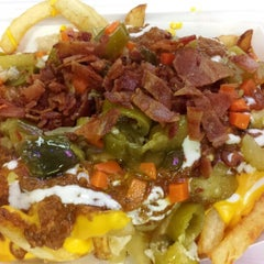 Photo taken at Hot Diggity Dogs by Matt M. on 6/30/2013