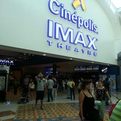 Photo taken at Cinépolis by BETO Y. on 6/29/2013