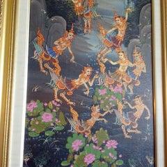 Photo taken at Thai House by Sarah L. on 8/9/2013