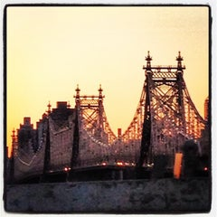 Photo taken at Ed Koch Queensboro Bridge by Robertstrvltips on 4/3/2013