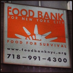 Photo taken at Food Bank for New York City by Robertstrvltips on 12/3/2013