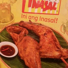 Photo taken at Bacolod Chicken Inasal by Michael R. on 3/1/2013