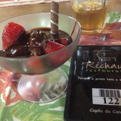 Photo taken at Réchaud Restaurante by Mari T. on 12/21/2012
