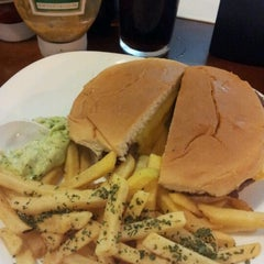 Photo taken at Mix Burguer Hamburgueria by Julio M. on 12/20/2012