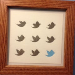 Photo taken at Twitter NYC by Andrea H. on 9/20/2013