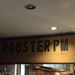 Photo taken at Rooster Cafe by Lauren G. on 11/22/2012