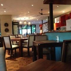 Photo taken at Angelos | Café | Walmer by Leonard F. on 11/13/2012