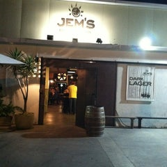 Photo taken at Jem's Beer Factory by squeezy on 10/3/2012