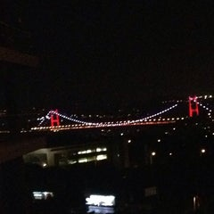 Photo taken at Steigenberger Istanbul Maslak Hotel by Nihal T. on 6/6/2013