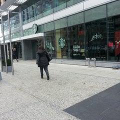 Photo taken at Starbucks by Mezo M. on 12/18/2013