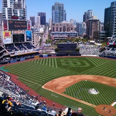 Photo taken at Petco Park by Joscelin D. on 8/4/2013