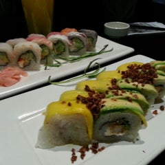 Photo taken at Sushi Roll by Aldo on 1/17/2013