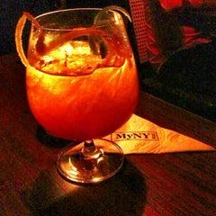 Photo taken at MyNY Bar by Karem D. on 6/9/2013