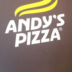 Photo taken at Andy's Pizza by Марья И. on 7/29/2013